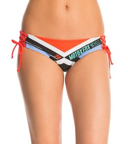 FOX Divizion Lace Up Bikini Bottom