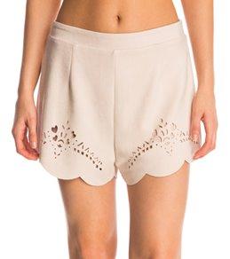 MINKPINK Mandolin Lasercut Shorts