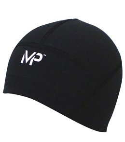 MP Michael Phelps Compression Swim Cap