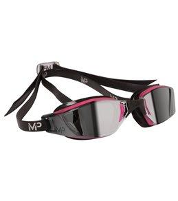 MP Michael Phelps Mirrored Women's Xceed Swim Goggle