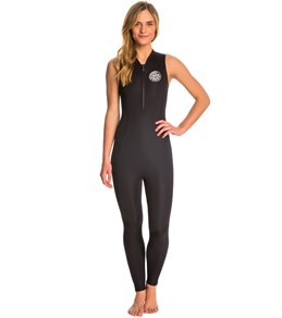 Rip Curl Women's 1.5mm G-Bomb Chest Zip Long Jane Wetsuit