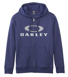 Oakley Men's Ellipse Next Fleece Zip Hoodie