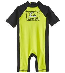 Quiksilver Kids' Bubble Lycra UV One Piece Sunsuit
