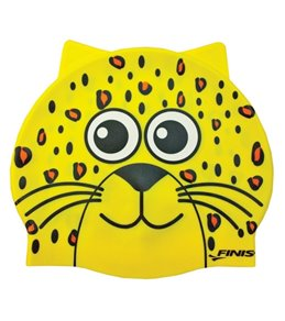 FINIS Leopard Animal Swim Cap