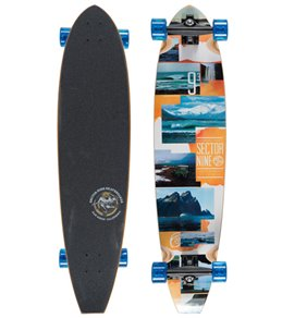 Sector 9 Classix Voyager Complete Longboard Skateboard