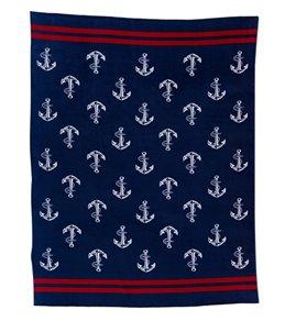 Dohler Anchors Beach Towel 58 x 74