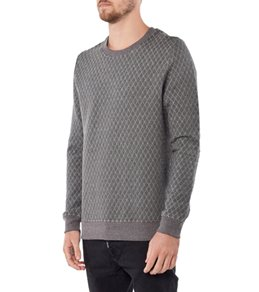 Rhythm Men's Hunter S Crew Neck Sweater