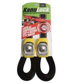 Kanulock Stainless Steel Reinforced Tie Down Straps - 13Ft