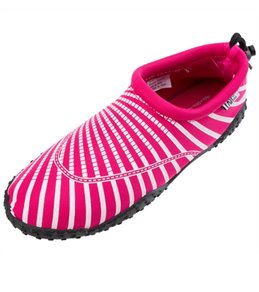 Easy USA Women's Seashell Print Water Shoe
