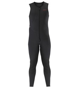 Stohlquist Men's 3MM Rapid Front Zip Long John Paddle Wetsuit
