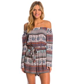 MINKPINK Secret Keeper Romper