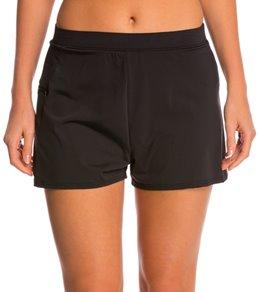 Caribbean Joe Zip Pocket Short