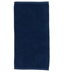 Kaufman Sales Velour 30 x 60 Solid Color Beach Towel