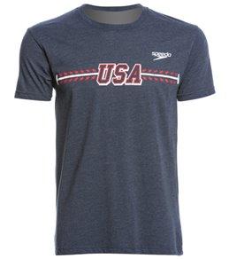 Speedo Unisex Beisel Jersey Tee Shirt
