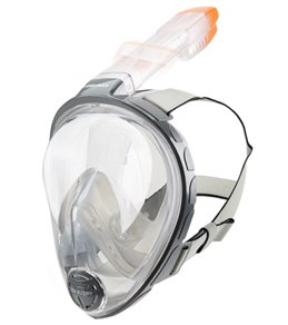 HEAD Sea Vu Dry Full Face Snorkeling Mask