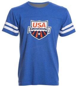USA Swimming Unisex Swimmer Jersey T-Shirt