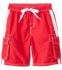 Kanu Surf Boys' Barracuda Swim Trunks (4-7)