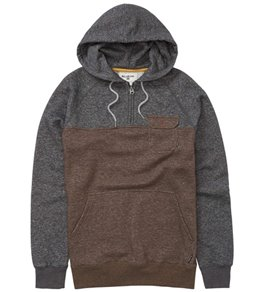 Billabong Men's Balance Half Zip Pullover Hoodie