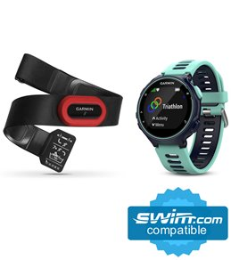 Garmin Forerunner 735XT Multisport Watch Run Bundle with Heart Rate Monitor
