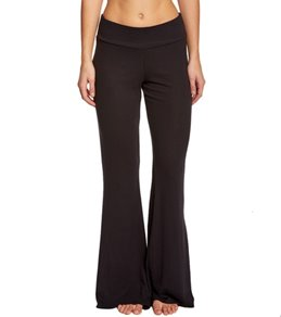 Women's Flare Yoga Pants at YogaOutlet.com