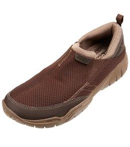 Crocs Men's Swiftwater Mesh Moc Slip On