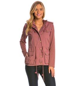 O'Neill Zelda Zip Up Jacket