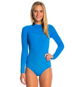 Body Glove Women's Smoothie Back Zip Long Sleeve Spring Suit Wetsuit