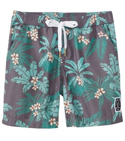 Tiger Joe Boys' Summer Jungle Boardshort (2-8)