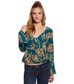 Lucy Love Morraccan Casbah Amsterdam Top
