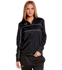 Under Armour Women's Rival Knit Warm-Up Jacket