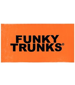 Funky Trunks Citrus Punch Swim Towel