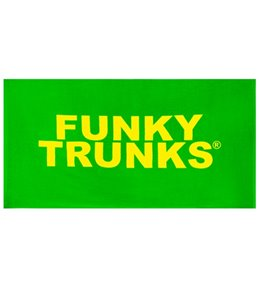 Funky Trunks Still Brazil Swim Towel