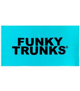 Funky Trunks Still Lagoon Swim Towel
