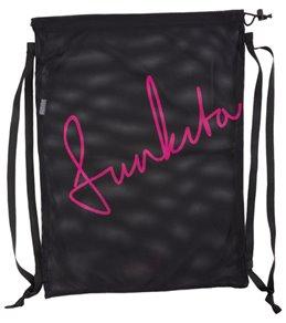 Funkita Still Black Mesh Gear Bag