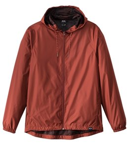 Oakley Men's Foundation Hooded Windbreaker