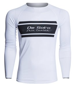 DeSoto Men's Skin Cooler Long Sleeve Top