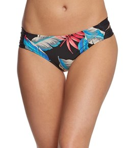 Athena Avant Tropics Laurel Double Side Tab Bikini Bottom