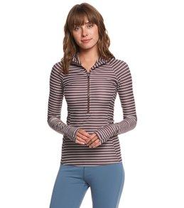 O'Neill 365 Women's Eclipse Half Zip Long Sleeve Rashguard