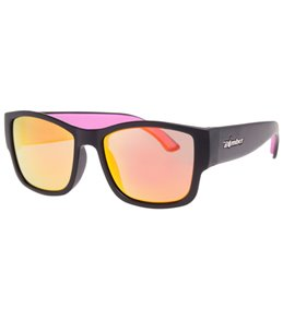Bomber Gomer Bomb Matte Black Floating Sunglasses