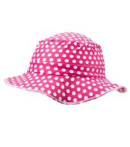 Swimlids Polka Dot UPF 50+ Bucket Hat
