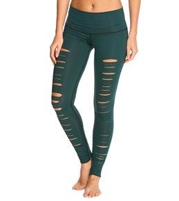 Teeki Laser Cut Shredded Farmer's Daughter Hot Pants