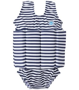 Splash About Navy Stripe Float Suit (1-4 years)