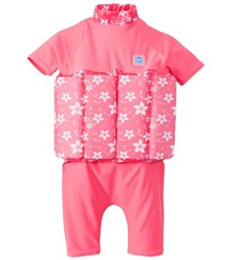 Splash About Pink Blossom UV Float Suit (1-4 years)