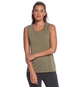 Bella + Canvas Flowy Scoop Workout Muscle Tee