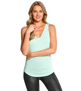 Bella + Canvas Flowy V-Neck Workout Tank Top
