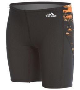 Adidas Boys' Elemental Raw Jammer Swimsuit