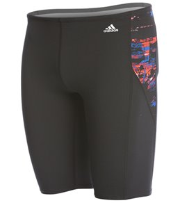 Adidas Men's Elemental Raw Jammer Swimsuit