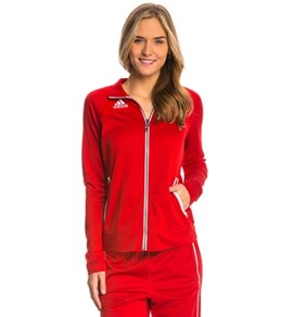 Adidas Women's Utility Warm Up Jacket