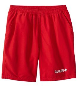 963252a1f7 Sporti Guard Men's Solid Swim Trunk