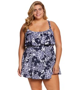 Plus Size Swim Dresses at SwimOutlet.com